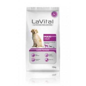 LA VITAL DOG MAXI ADULT LAMB. 12Kg (AN 430)