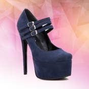 Platform Topuk Ayakkabı (0)