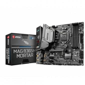 MSI MAG B365M MORTAR DDR4 S+V+GL 1151 V2