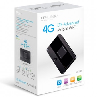TP-Link M7350 4G LTE Mobil Wi-Fi Router