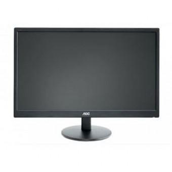 """AOC E2770SH 27"""" LED 1ms VGA/DVI/HDMI Siyah Monitör"""