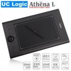 Lapazz Athena L A5+Pilsiz Kalemli Profesyonel 5080LPI Grafik Tablet
