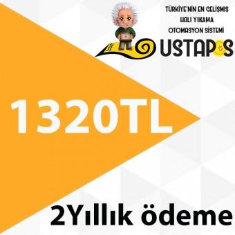 USTAPOS 2 YILLIK ÖDEME